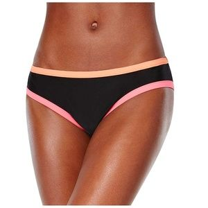 NWT Bikini Nation Block and Roll Hipster Bottoms